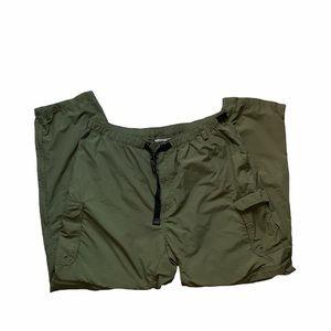 Rei Men's hiking convertible pants/shorts size 2XL